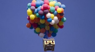 Real life 'Up'